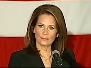 Michele Bachmann Heckled