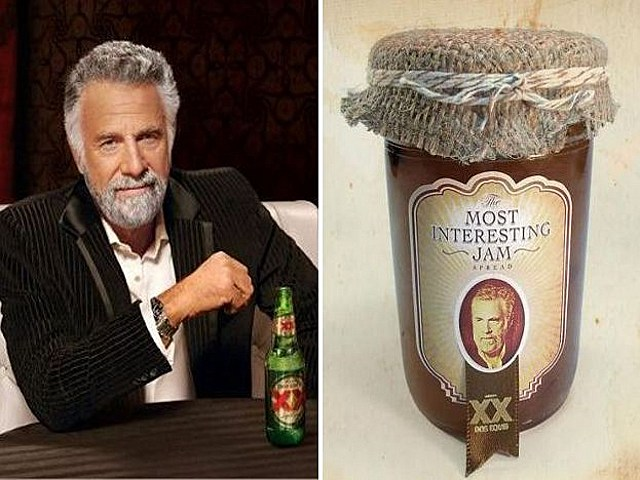 The most interesting jam in the world