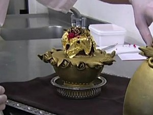 World's Most Expensive Pudding