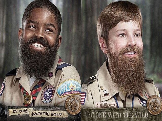boy scout beards