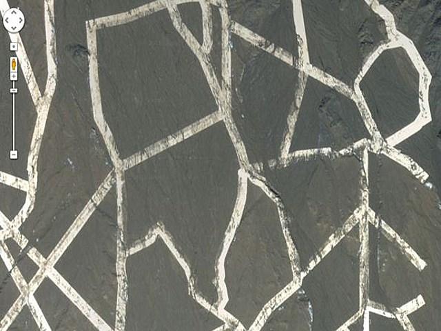 chinese desert grid