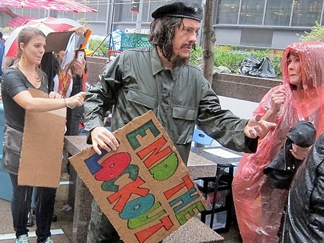 Stephen Colbert Occupy Wall Street