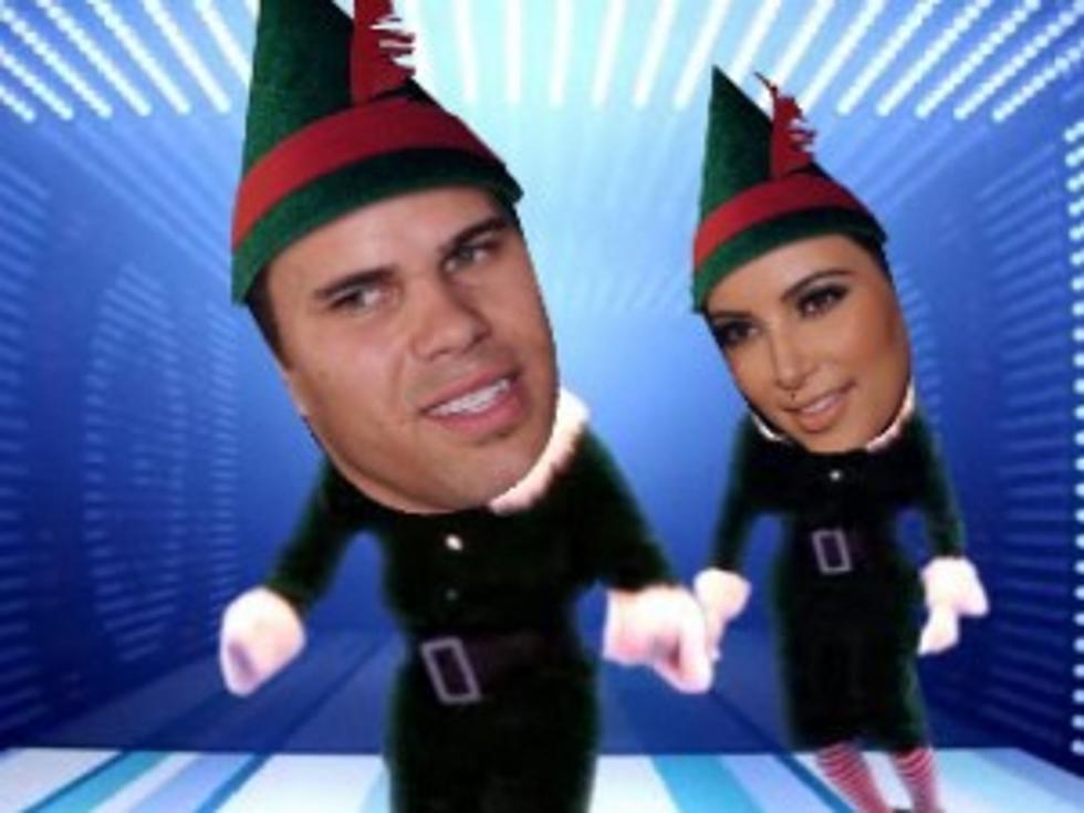 Jib Jab\'s \'Elf Yourself\' Returns — We Give Kim Kardashian and Kris ...
