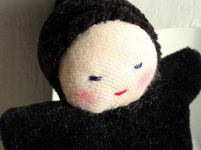 Black, Friday, gift, shopping, holiday, doll, baby, charm