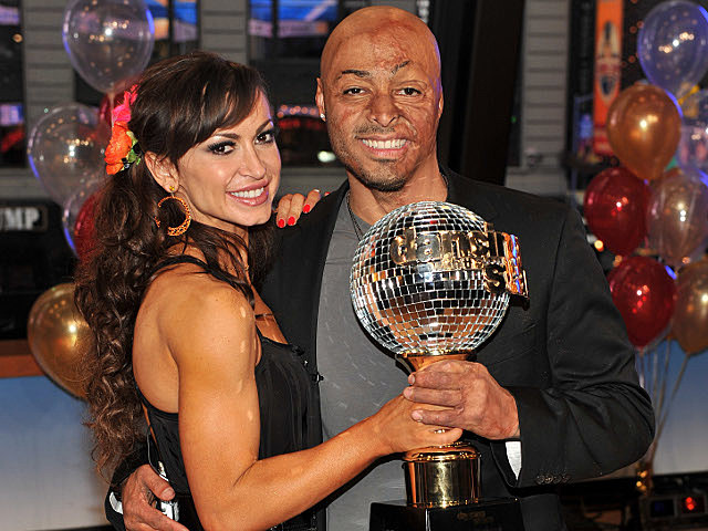 karina smirnoff  jr martinez dancing with the stars