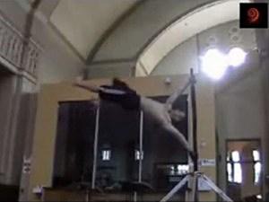 midair moonwalker