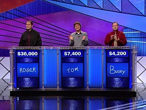 "Roger Craig's Double ""Jeopardy"" Daily Doubles"