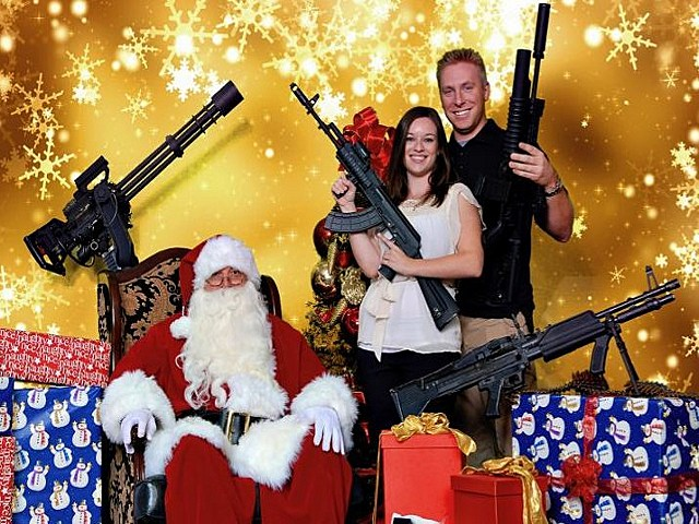 scottsdale gun club santa ad