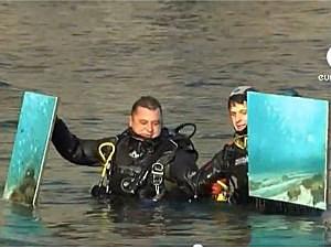 underwater painters