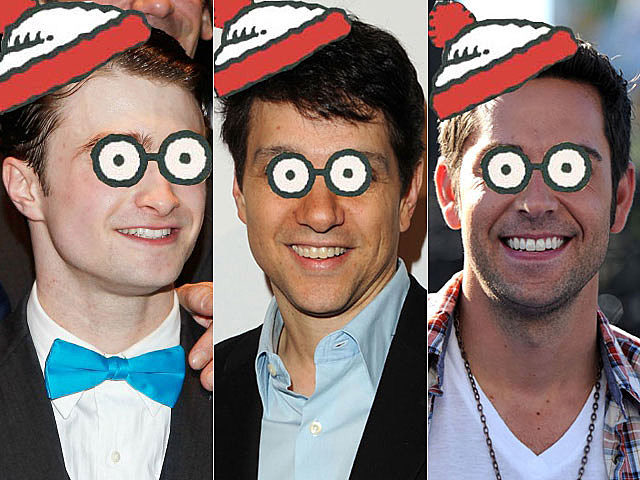'Where's Waldo?' movie, Daniel Radcliffe, Ralph Macchio, Zachary Levi