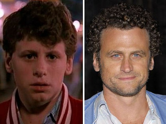 David Moscow Now and Then