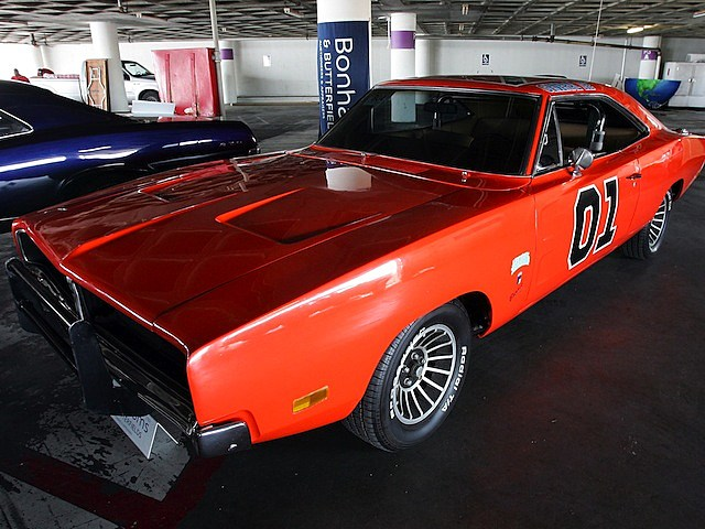 general lee dodge charger the dukes of hazzard john schneider