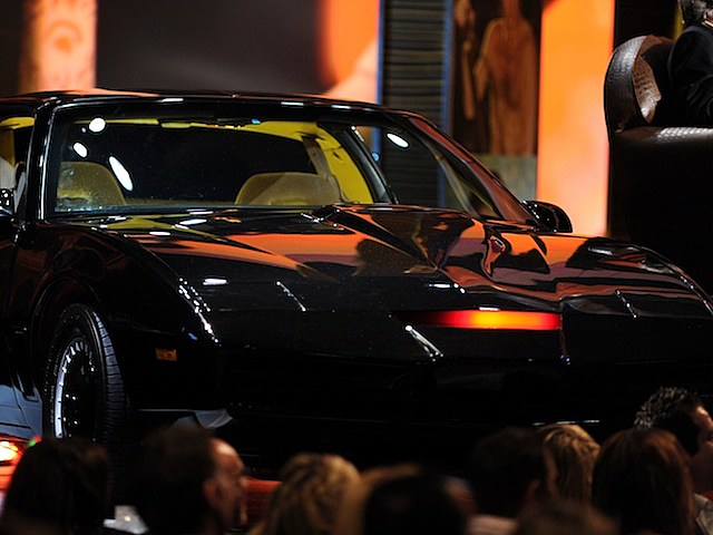 kitt knight rider pontiac trans am david hasselhoff