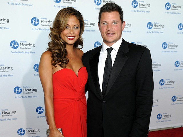 ... Miss Teen USA and MTV host Vanessa Minnillio in a private ceremony.