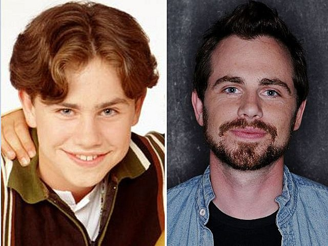 Rider Strong now and then