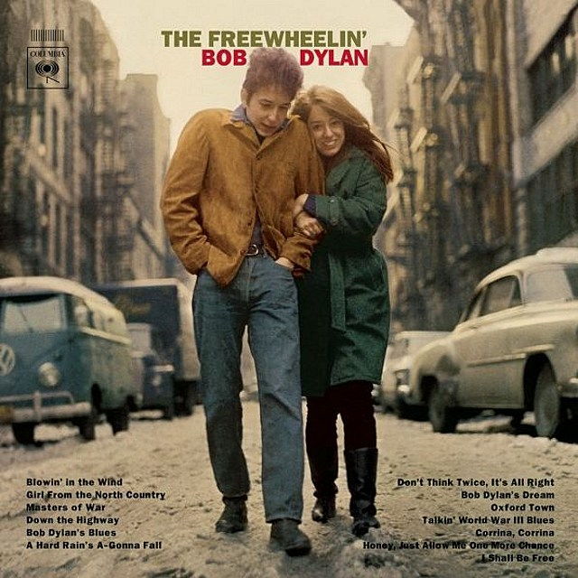 The Freewheelin Bob Dylan