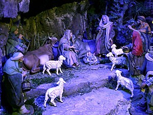 christmas nativity manger jesus christ mary joseph