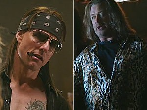 cruise and baldwin in rock of ages