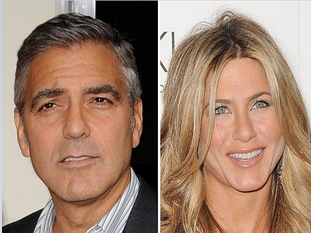 George Clooney Jennifer Aniston