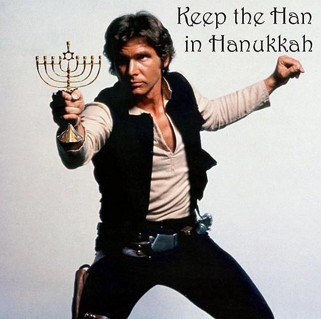 han solo hanukkah