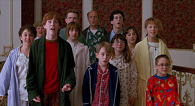 home alone cast