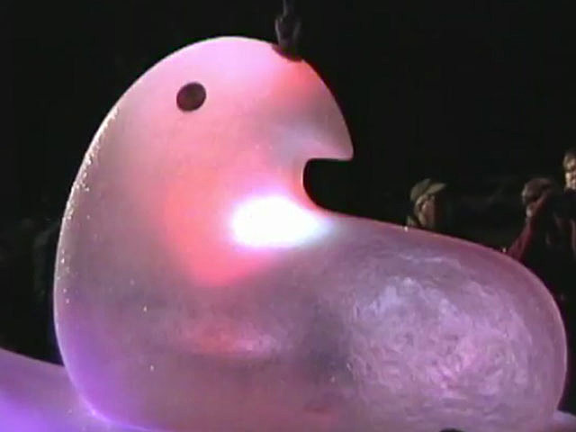 New Years Eve Peep drop