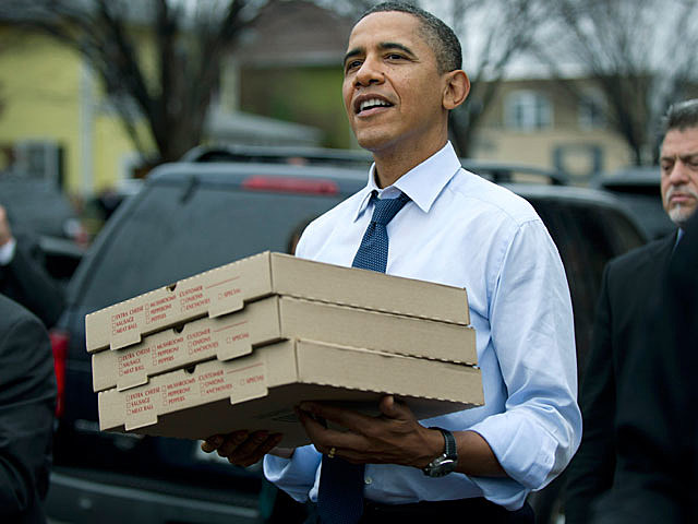 Obama Del Ray Pizzaria