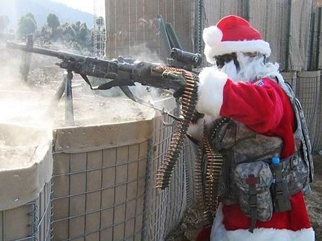 Sketchy Santas