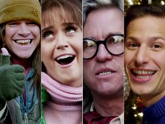 Matt Damon, Val Kilmer, Katy Perry, SNL