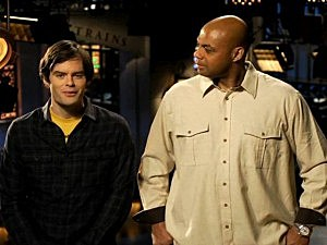 Charles Barkley Bill Hader