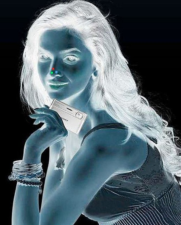 Deepika Padukone illusion