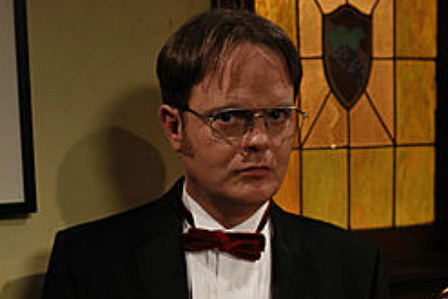 Dwight Schrute from NBC's 'The Office'