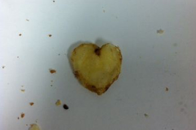 Heart chip for sale on eBay
