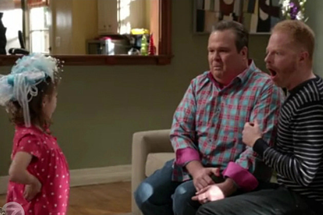 Lilly Drops the F-Bomb on 'Modern Family'