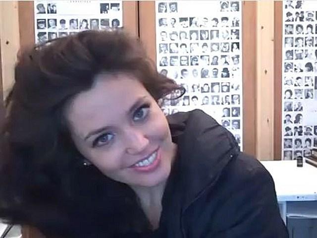 Lina Sanz Angelina Jolie