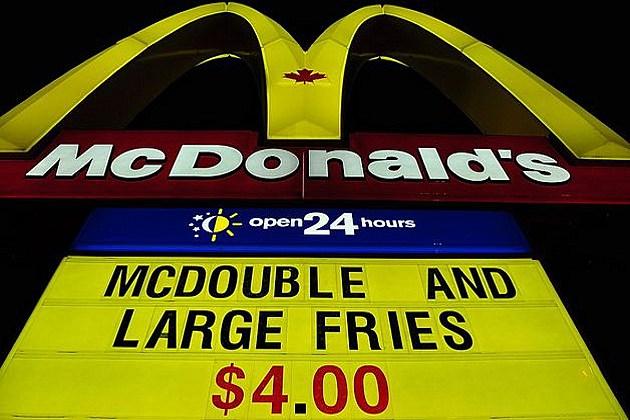 24 Hour McDonalds