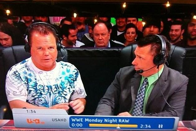 Mr. Belding WWE raw