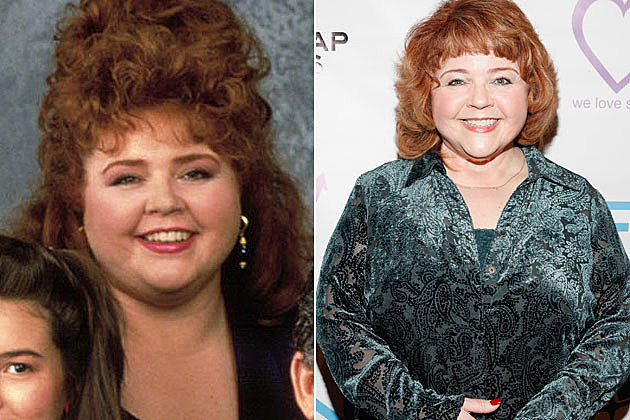 Patrika Darbo from 'Step by Step'