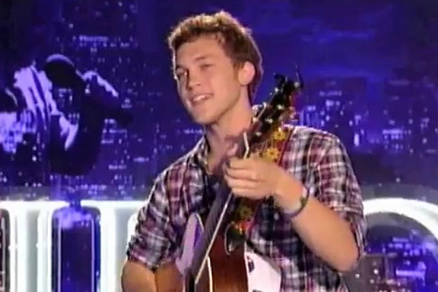 Phillip Phillips on 'American Idol'