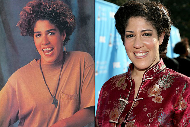 Rain Pryor from 'Head of the Class'