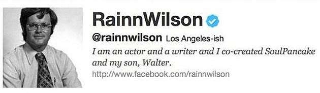 Rain Wilson