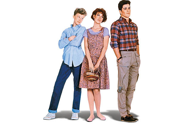 Sixteen Candles Then and Now