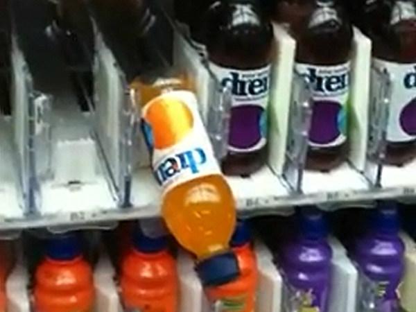 trick vending machine