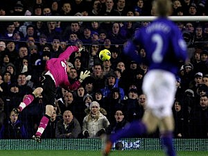 Tim Howard goal