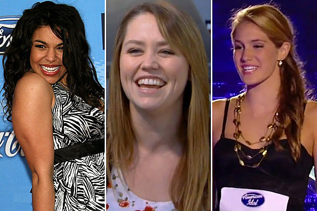 'American Idol' celeb daughters