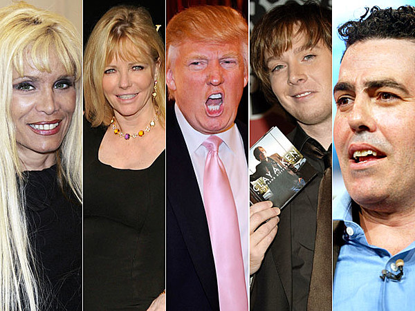 A list of reality TV show stars' presidential candidate ...