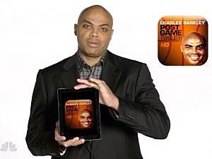 Charles Barkley 'SNL' app