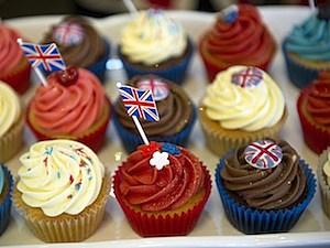 cupcakes england