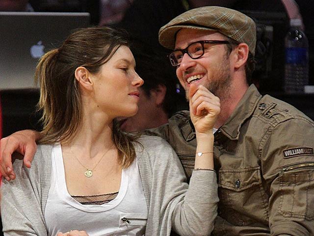 Jessica Biel engaged Justin Timberlake