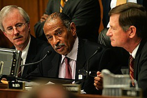 john conyers congressmen representative michigan